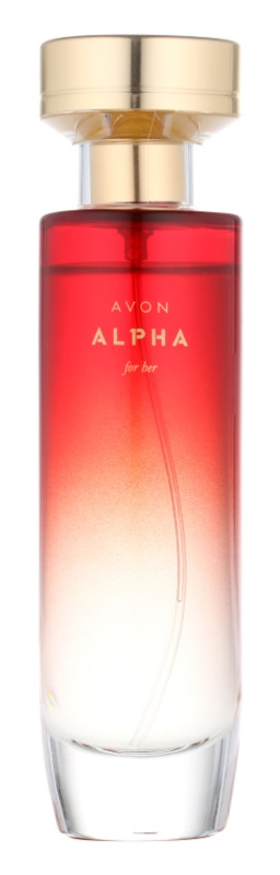 Avon Alpha For Her eau de toilette pentru femei 50 ml