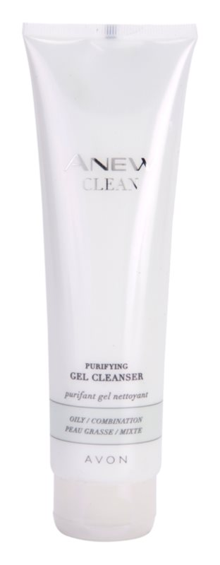 Avon Anew Clean Cleansing Gel for Oily and Combiantion Skin