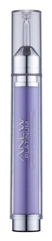 Avon Anew Platinum ser cu efect de lifting cu efect imediat