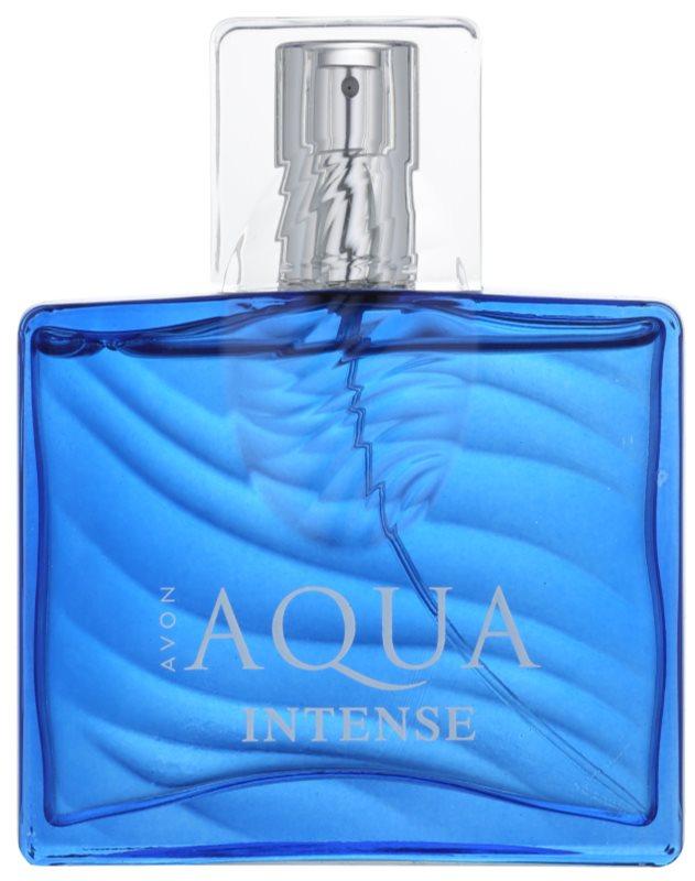 Avon Aqua Intense toaletní voda pro muže 75 ml