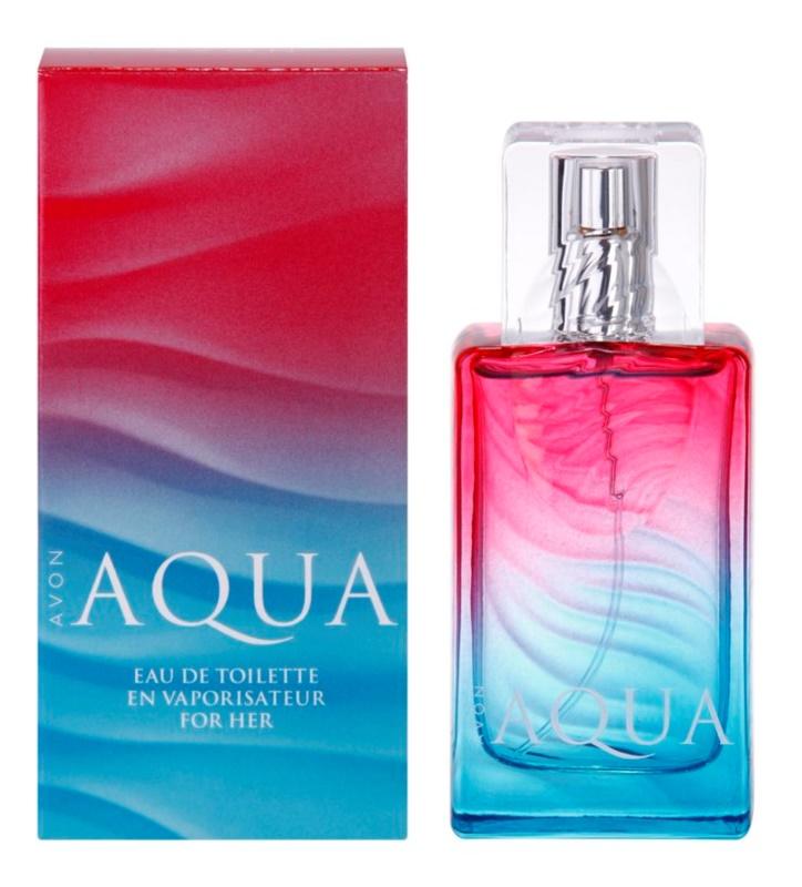 Avon Aqua toaletna voda za ženske 50 ml