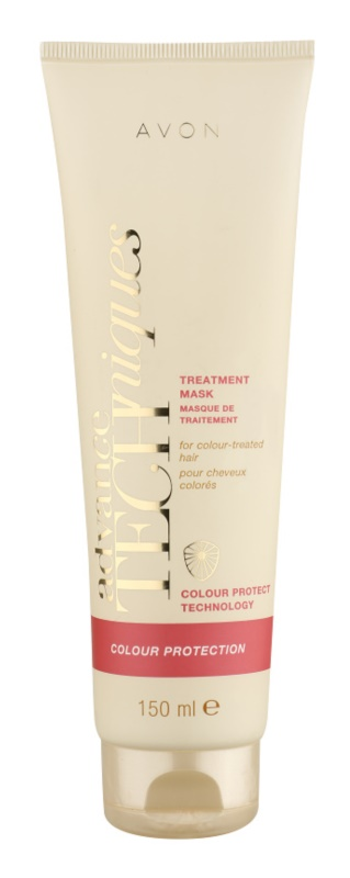 Avon Advance Techniques Colour Protection ošetřující maska pro barvené vlasy