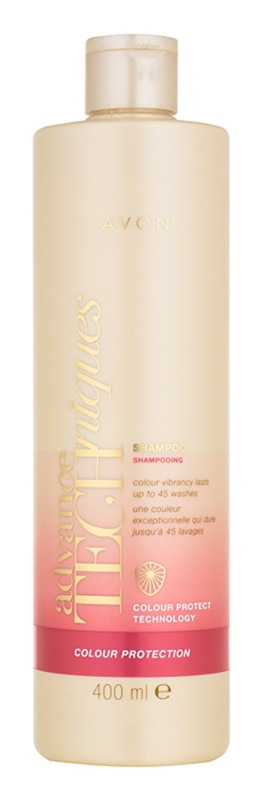 Avon Advance Techniques Colour Protection champô para cabelo danificado e pintado