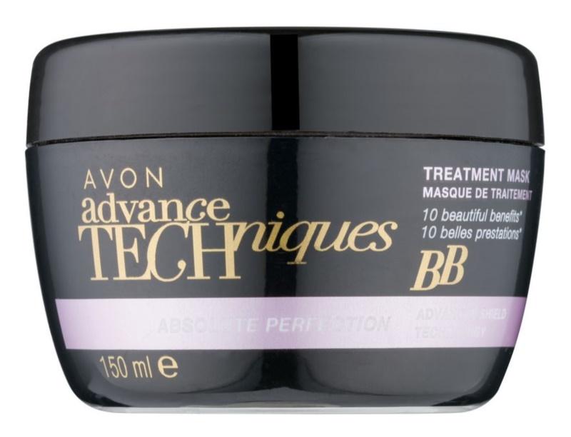 Avon Advance Techniques Absolute Perfection masca de par regeneratoare