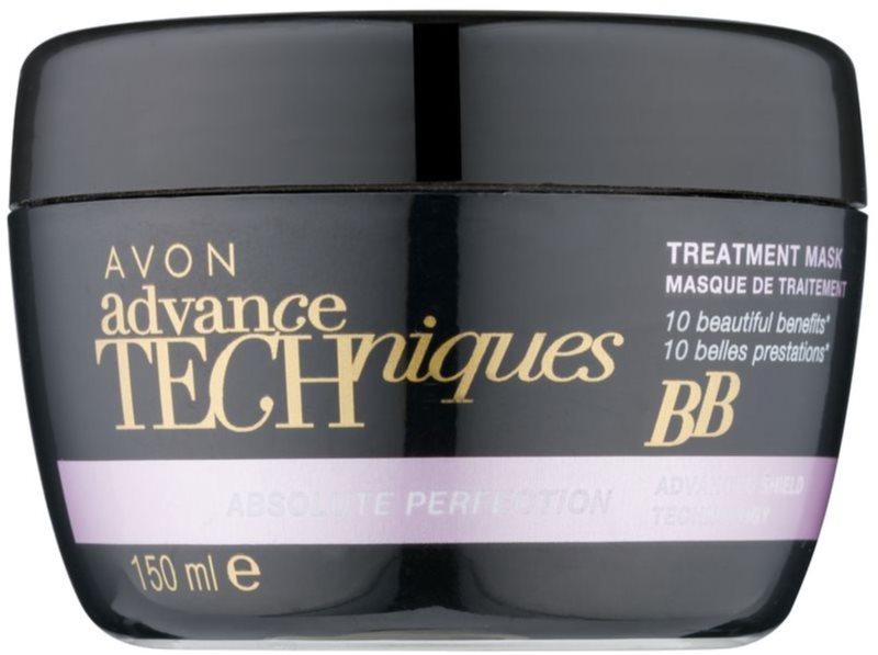 Avon Advance Techniques Absolute Perfection mascarilla regeneradora para cabello
