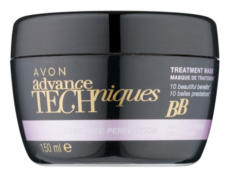 Avon Advance Techniques Absolute Perfection regenerująca maska do włosów