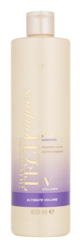 Avon Advance Techniques Ultimate Volume Shampoo für Volumen 24 Std.
