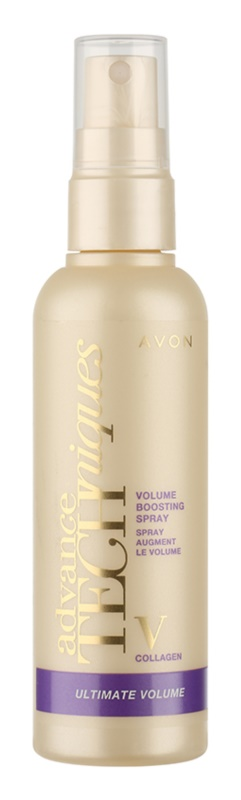 Avon Advance Techniques Ultimate Volume Spray pentru volum cu efect de 24 de ore