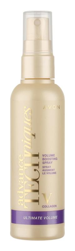 Avon Advance Techniques Ultimate Volume sprej pro zvětšení objemu s 24 hodinovým účinkem
