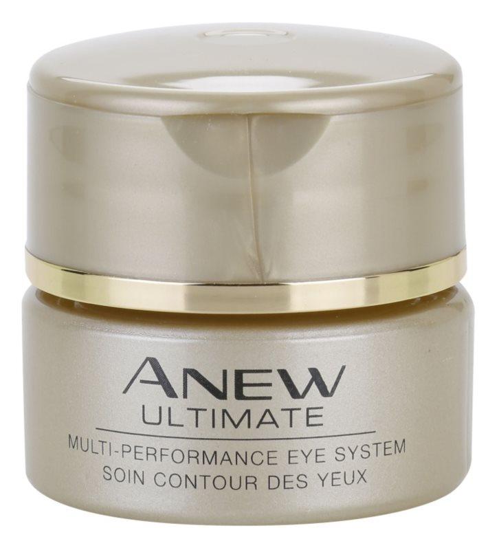 Avon Anew Ultimate crema rejuvenecedora para contorno de ojos