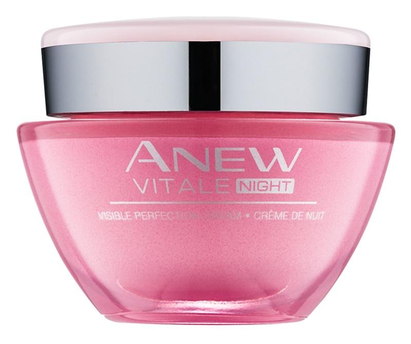 Avon Anew Vitale crema-gel notte