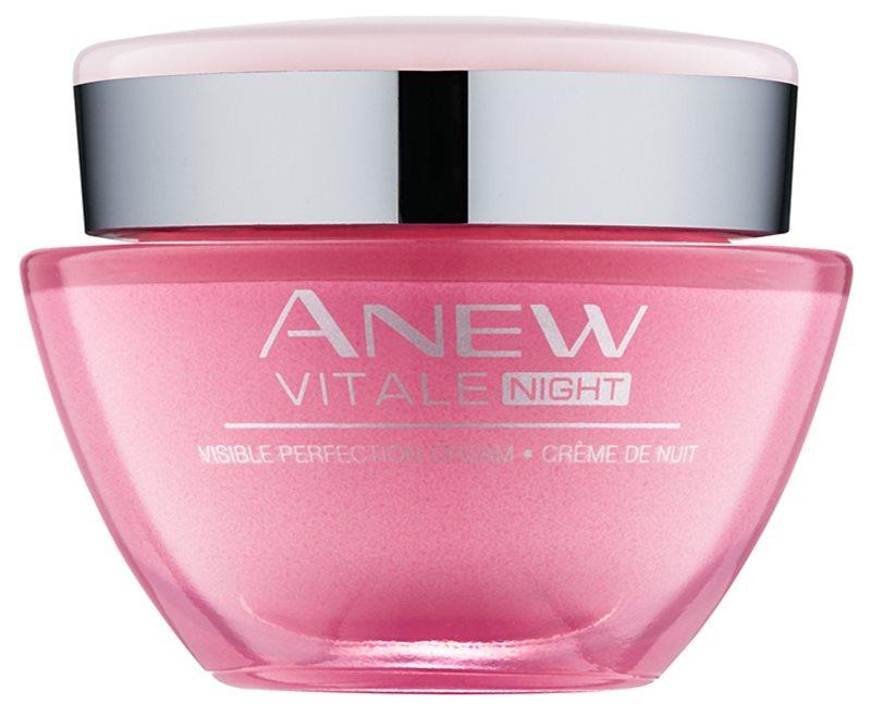 Avon Anew Vitale gel-crema de noche