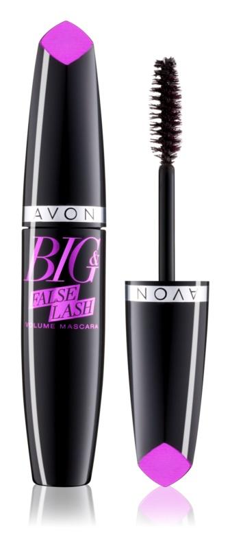 Avon Big & False Lash szempillaspirál a dús pillákért műszempilla hatás