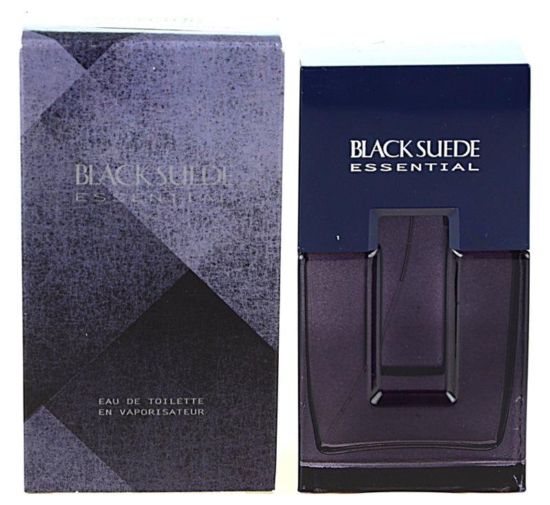 Avon Black Suede Essential toaletna voda za muškarce 75 ml