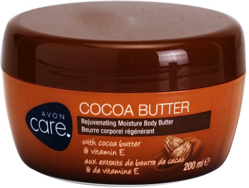 Avon Care leche corporal rejuvenecedora hidratante con manteca de cacao y vitamina E