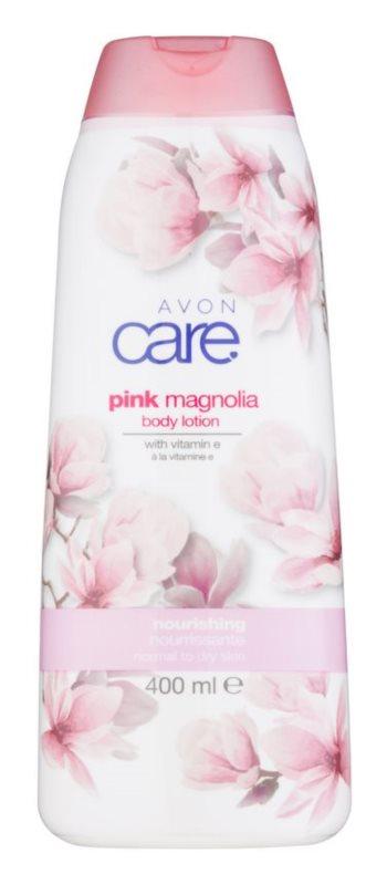 Avon Care výživné telové mlieko  s vitamínom E
