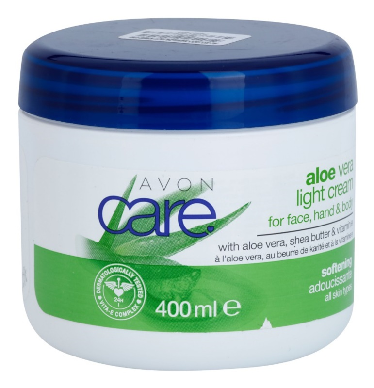 Avon Care Aloe Vera Light Cream