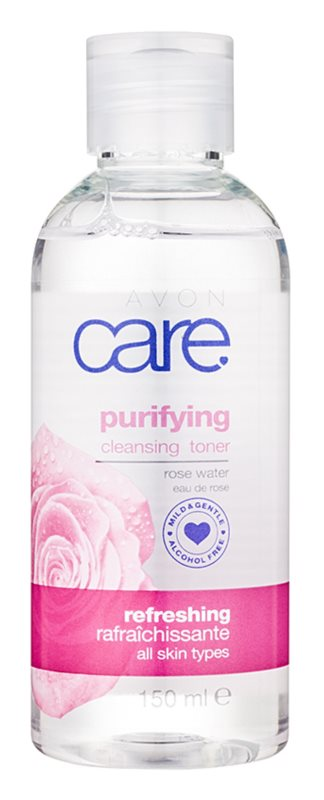 Avon Care tonik za čišćenje za sve tipove lica