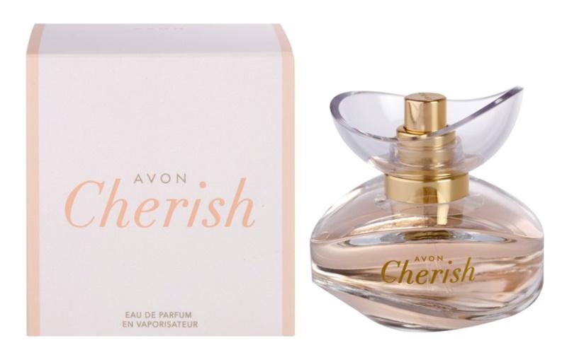 Avon Cherish parfumska voda za ženske 50 ml