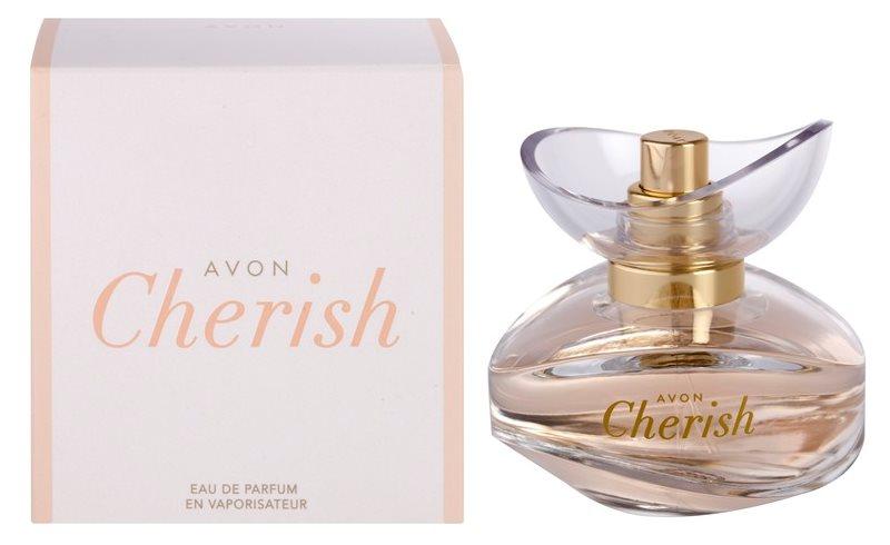 Avon Cherish woda perfumowana dla kobiet 50 ml