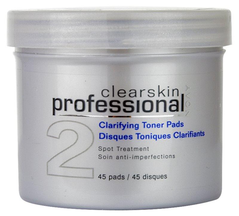 Avon Clearskin  Professional dischete demachiante