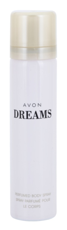 Avon Dreams spray corporal para mujer 75 ml spray corporal