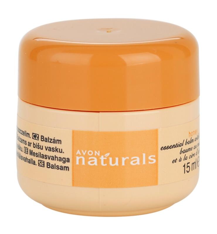 Avon Naturals Essential Balm balzsam mézzel