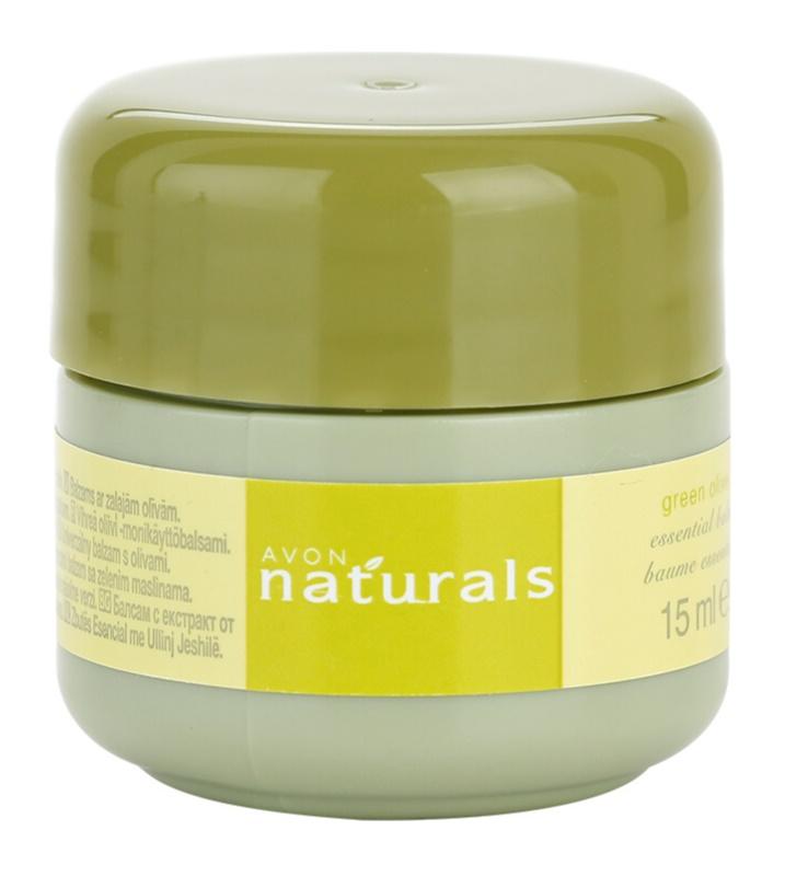 Avon Naturals Essential Balm Balsam mit Auszügen aus Oliven