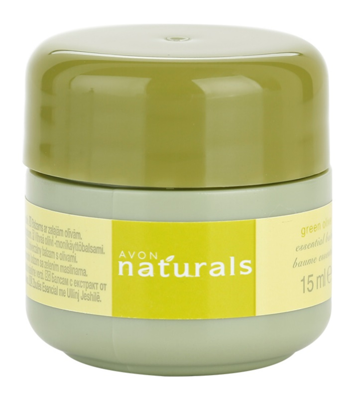 Avon Naturals Essential Balm бальзам   з екстрактом оливи