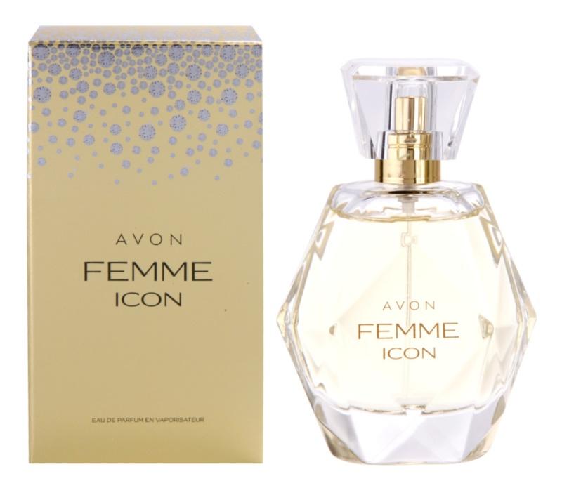 Avon Femme Icon Parfumovaná voda pre ženy 50 ml