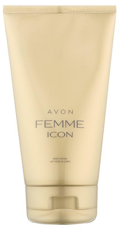 Avon Femme Icon leche corporal para mujer 150 ml