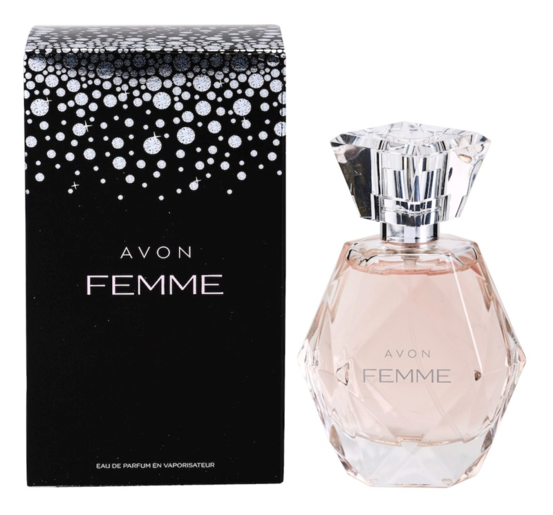 Avon Femme Eau de Parfum Damen 50 ml