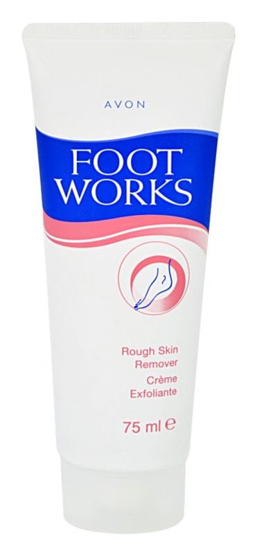 Avon Foot Works Classic crema para lijar talones