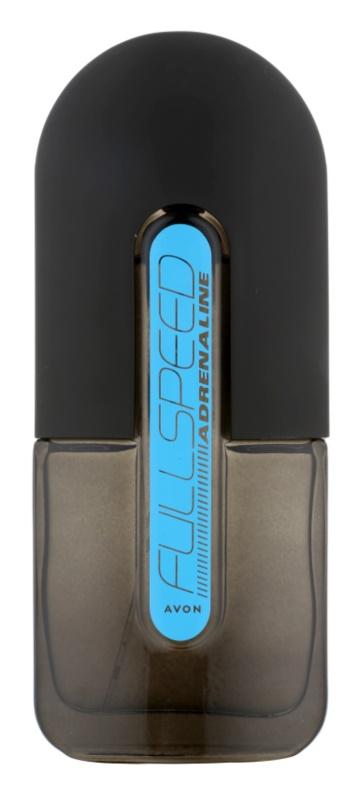 Avon Full Speed Adrenaline Eau de Toilette für Herren 75 ml
