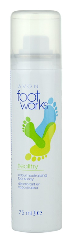 Avon Foot Works Healthy spray do nóg