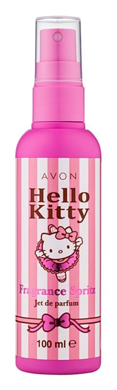 Avon Hello Kitty spray corporal perfumado