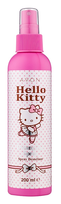 Avon Hello Kitty Leave-in Care For Easy Combing