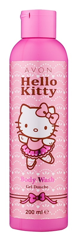 Avon Hello Kitty Shower Gel