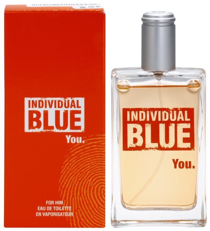Avon Individual Blue You Eau de Toilette für Herren 100 ml