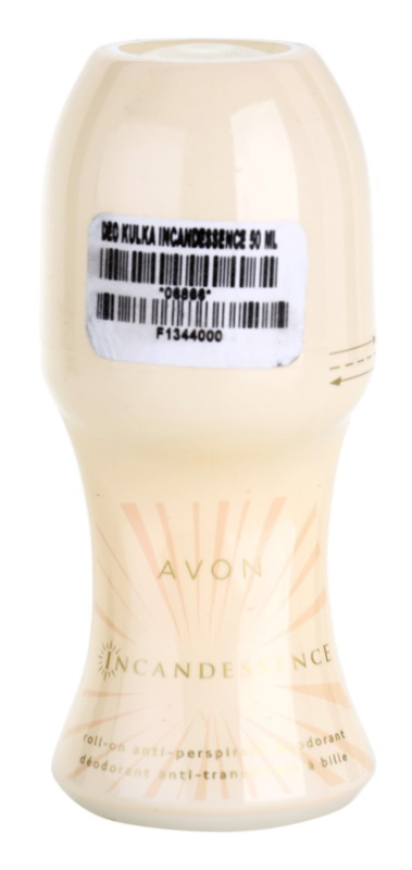 Avon Incandessence deodorant roll-on pre ženy 50 ml