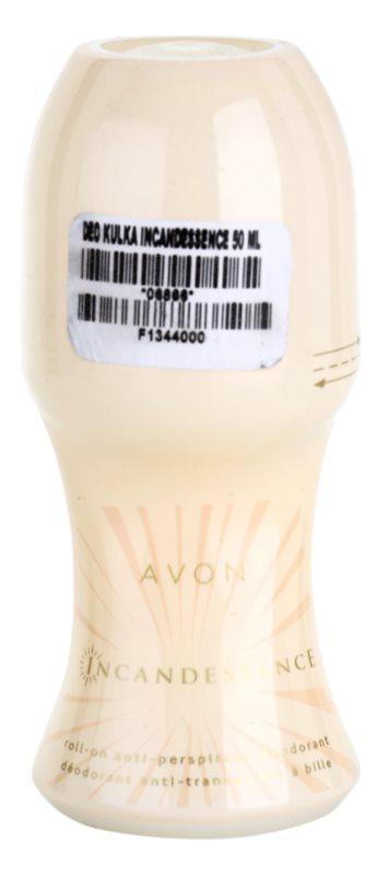 Avon Incandessence dezodorant w kulce dla kobiet 50 ml