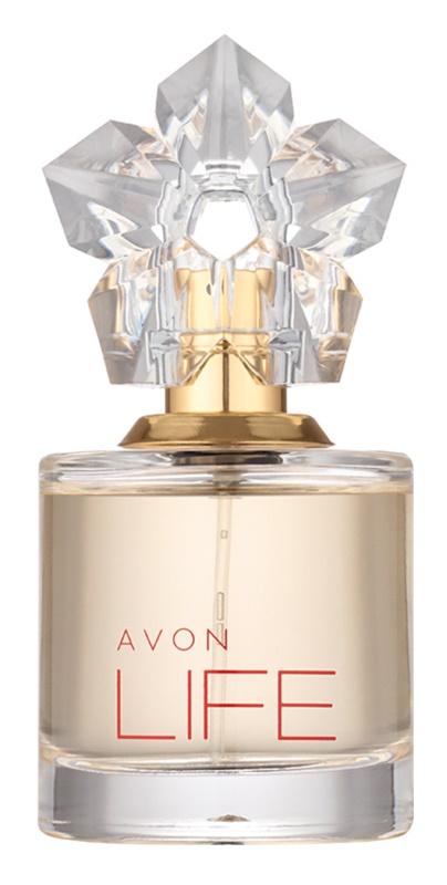 Avon Life For Her eau de parfum per donna 50 ml