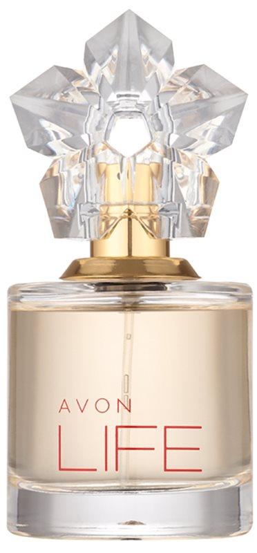 Avon Life For Her parfumska voda za ženske 50 ml