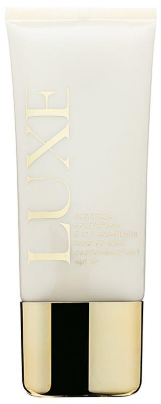 Avon Luxe Makeup krycí make-up SPF15