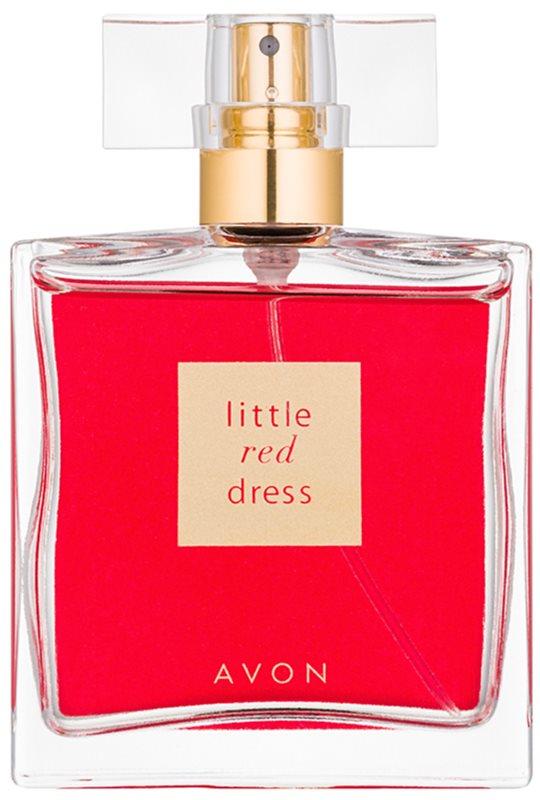 Avon Little Red Dress eau de parfum pentru femei 50 ml