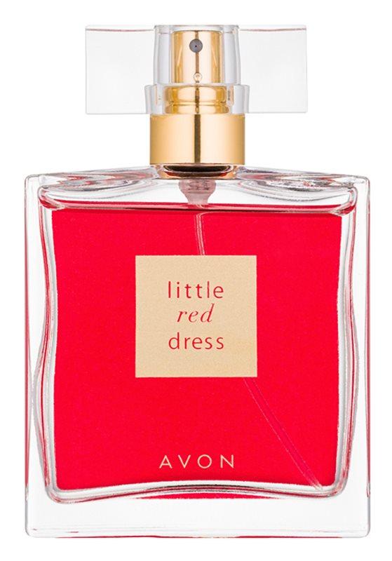 Avon Little Red Dress eau de parfum per donna 50 ml