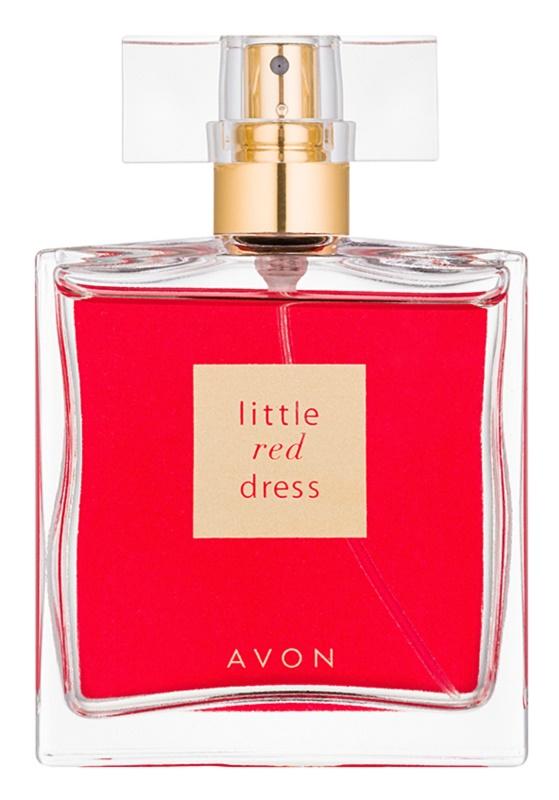 Avon Little Red Dress woda perfumowana dla kobiet 50 ml