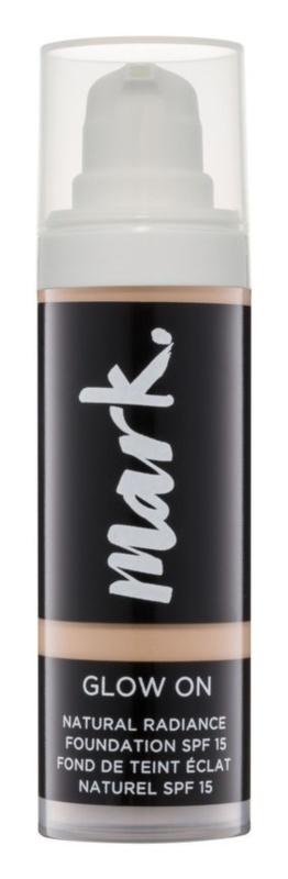 Avon Mark fondotinta per un look naturale SPF 15