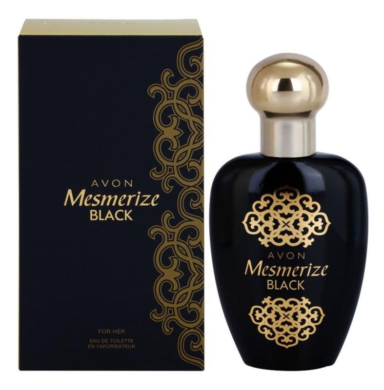 Avon Mesmerize Black for Her Eau de Toilette Damen 50 ml