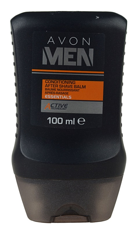 Avon Men Essentials Revitalizing Balm Aftershave